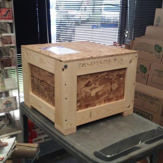 Special crates
