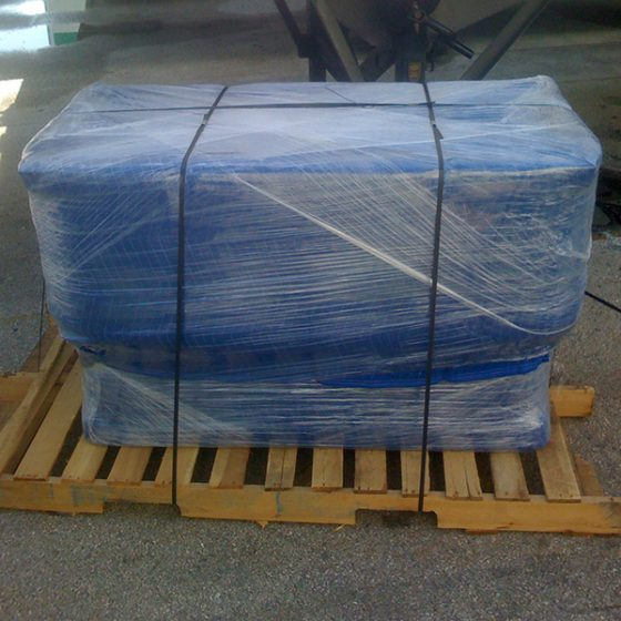 Small Move Experts Packaged Machine