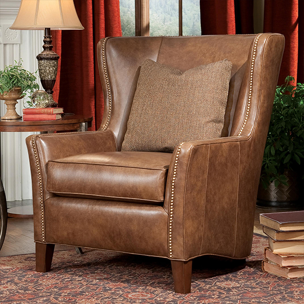 Small Move Experts Wing back Chair